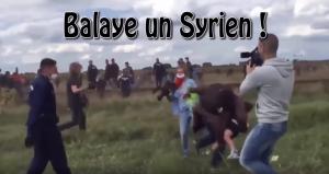 Balaye un syrien
